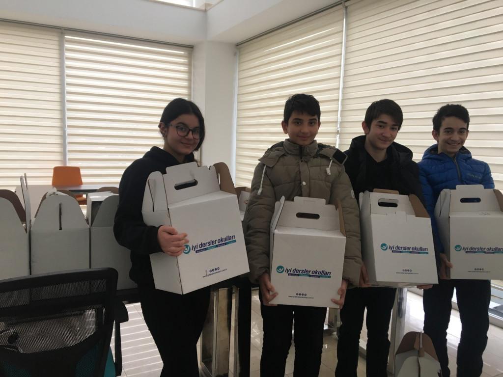 Kardeş Aile Projemiz | İstanbul Pendik İlkokulu ve Ortaokulu | Öz...