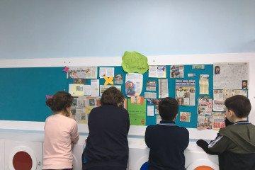 Duvar Gazetelerimiz | İstanbul Pendik İlkokulu ve Ortaokulu | Öze...