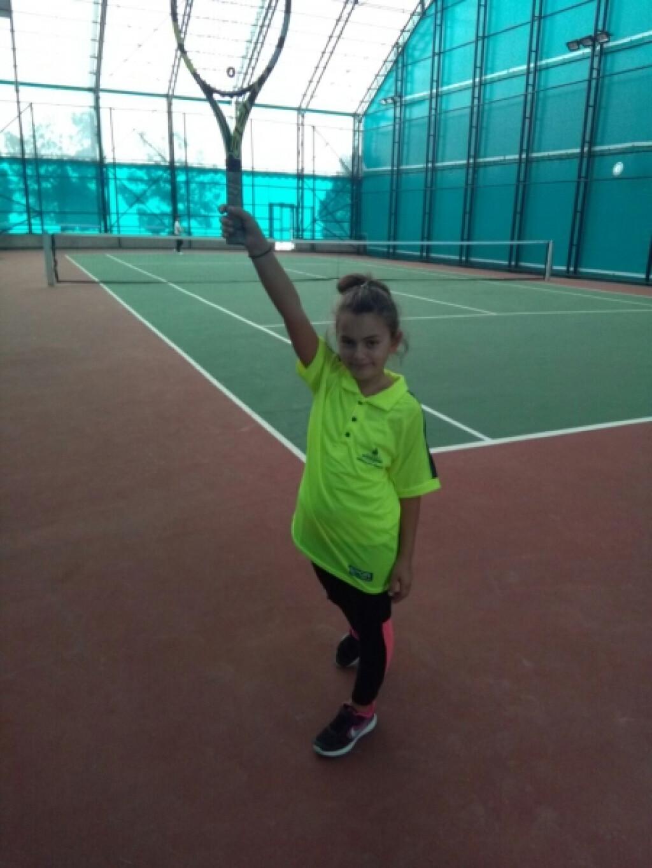 Tenis Turnuvası Madalyası | İyi Dersler | Özel Okul