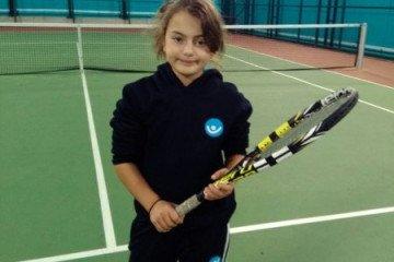 Tenis Turnuvası Madalyası