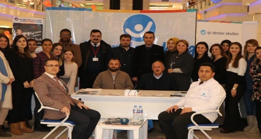 """İyi Dersler Okulları Yönetim Kurulu Başkanı Mustafa Bağkale: """"oku..."""