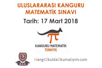 Kanguru Matematik Yarışması   İyi Dersler   Özel Okul