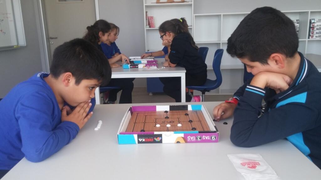 Akıl Oyunlarında 9 Taş Turnuvasına Hazırlık Başladı | İstanbul Pe...