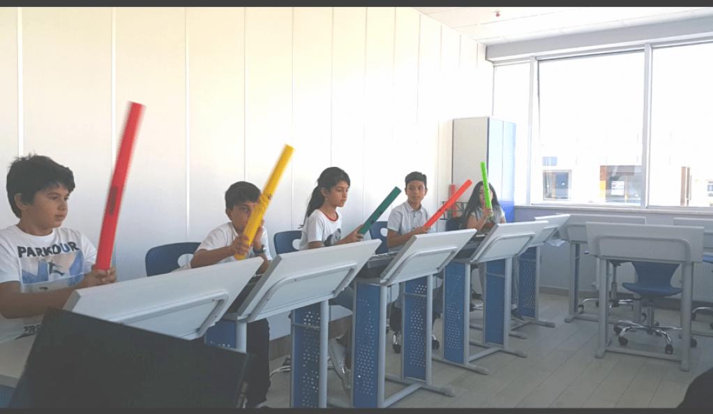 Ritim Çalışmaları | İstanbul Pendik İlkokulu ve Ortaokulu | Özel...