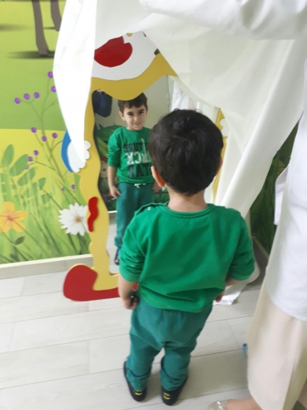 Aynadaki Ben | İstanbul Pendik İlkokulu ve Ortaokulu | Özel Okul