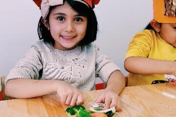 Gastronomi Dersimizde Turşu Yapımı.