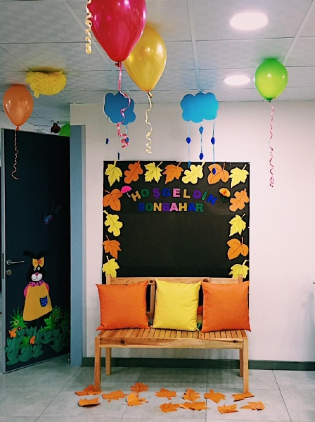 Sonbahar Partisi. | Kayseri Konaklar İlkokulu ve Ortaokulu | Özel...