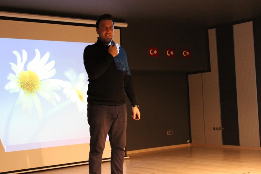 Okul Meclisi İletişim Uzmanı Kağan Direl'i Davet Etti | İstanbul...
