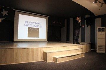 Okul Meclisi İletişim Uzmanı Kağan Direl'i Davet Etti