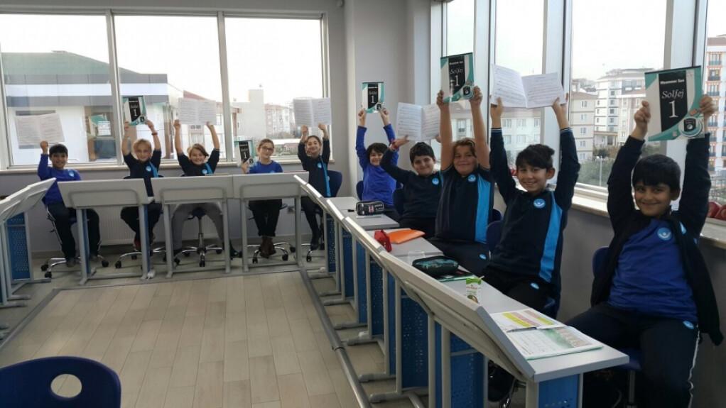 Solfej Eğitimi | İstanbul Pendik İlkokulu ve Ortaokulu | Özel Oku...