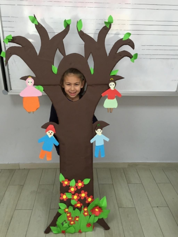 Family Tree   İstanbul Pendik İlkokulu ve Ortaokulu   Özel Okul