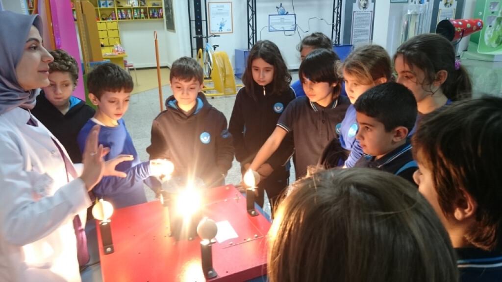 Bilime Kısa Bir Yolculuk | İstanbul Pendik İlkokulu ve Ortaokulu...
