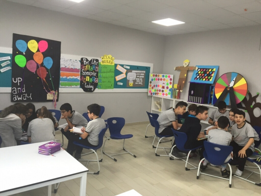 English Fluency Activity   İstanbul Pendik İlkokulu ve Ortaokulu...
