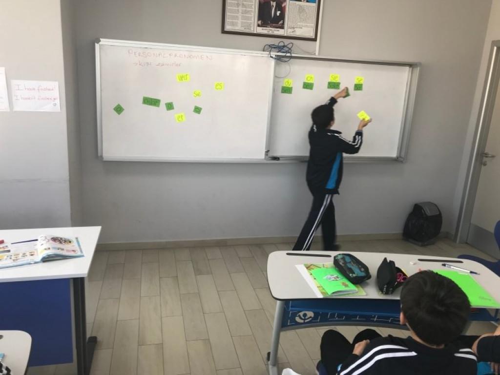 Personalpronomen ( Kişi Zamirleri ) | İstanbul Pendik İlkokulu ve...