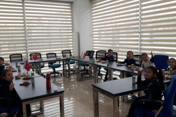 Mis Kokulu Tertemiz 1.sınıfları