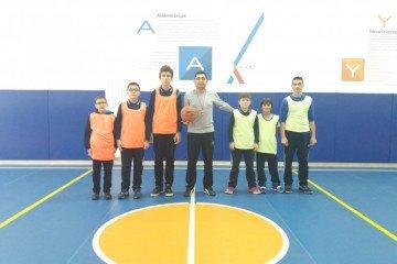 Okul İçi Basketbol Turnuvası Tamamlandı