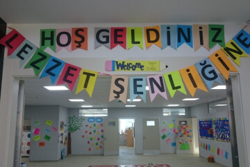 İyi Dersler Okullarında' Lezzet Şenliği | İstanbul Pendik İlkokul...