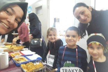 İyi Dersler Okullarında' Lezzet Şenliği