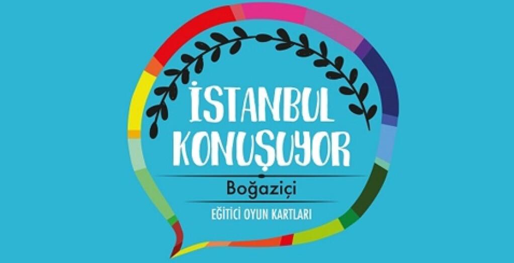"""""""yaratıcı Yazarlar, İstanbul'u Konuşturmaya Devam Ediyor""""   İstan..."""