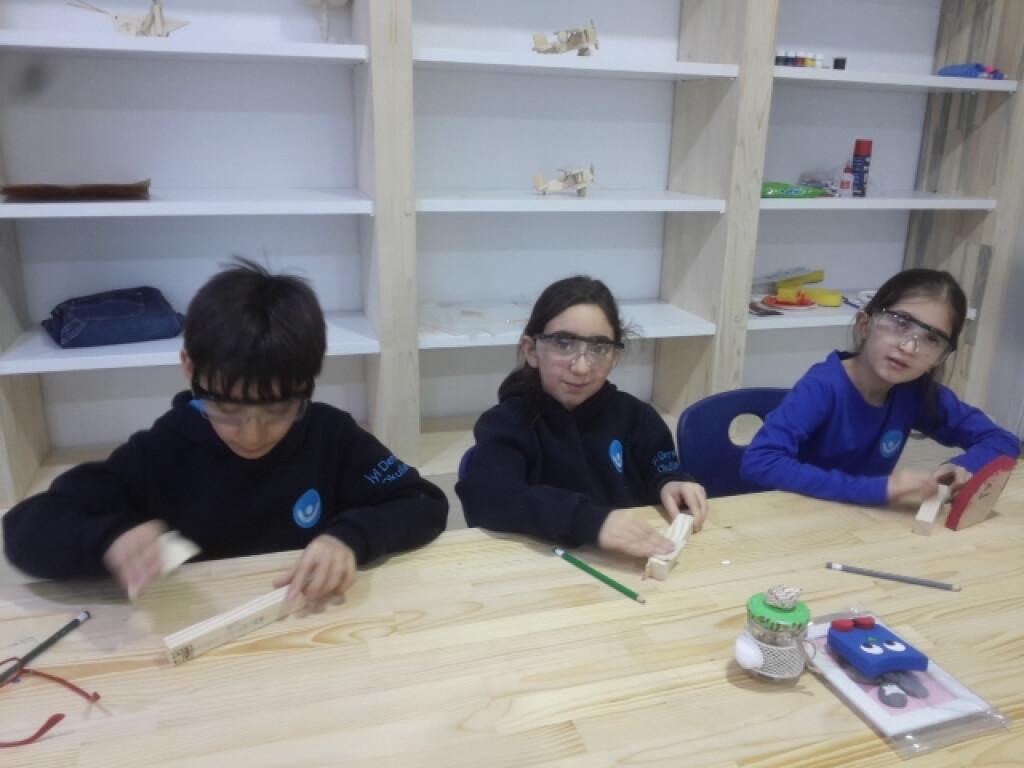 Çivi Çakma Yapıyoruz   İstanbul Pendik İlkokulu ve Ortaokulu   Öz...