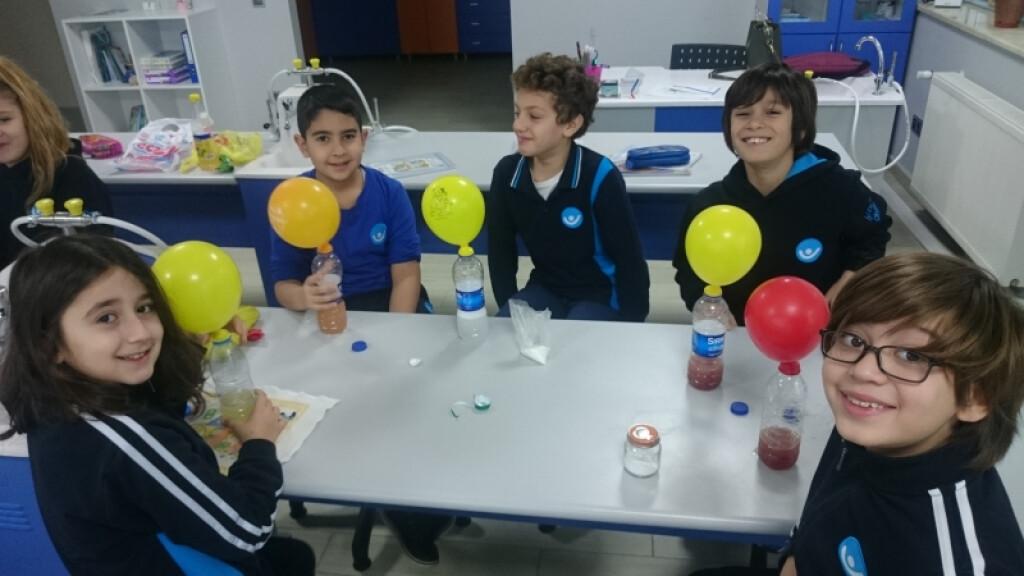 Nefessiz Balon Şişer Mi? | İstanbul Pendik İlkokulu ve Ortaokulu...