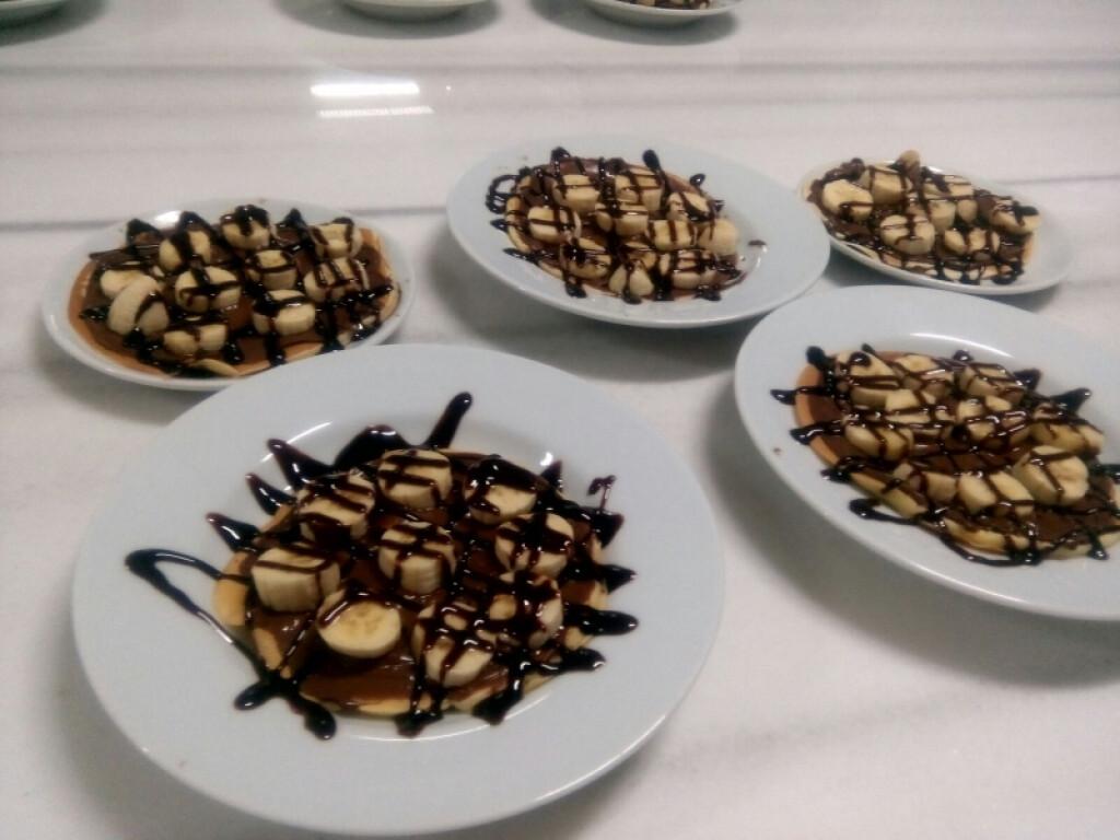 Usta Şeflerden Lezzetli Wafflelar | İstanbul Pendik İlkokulu ve O...