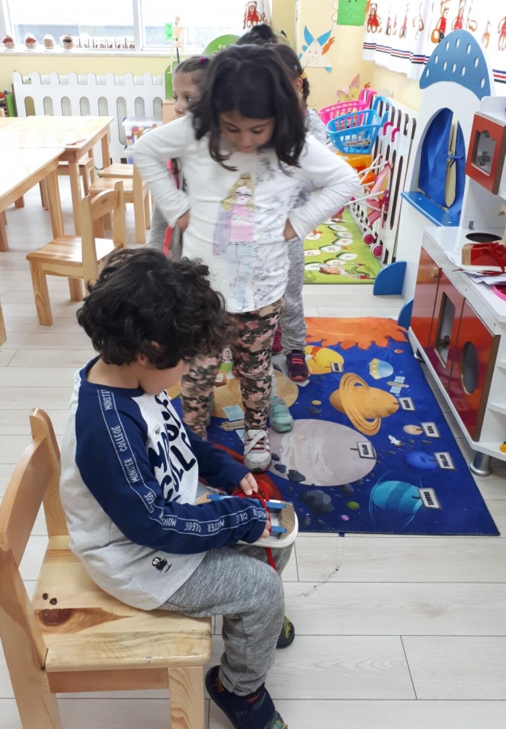 Sabırlı Olmak | İstanbul Pendik İlkokulu ve Ortaokulu | Özel Okul