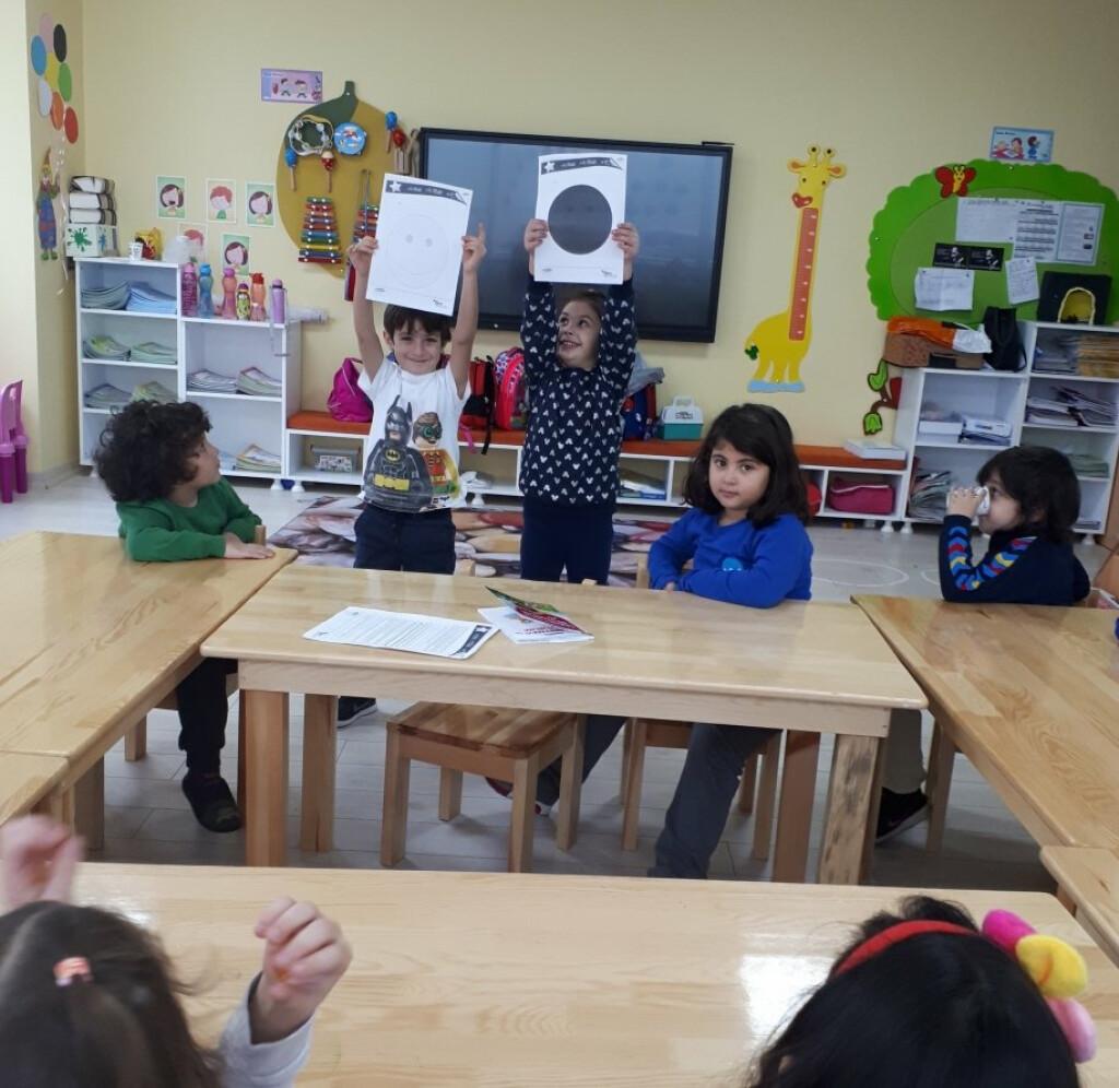 Saygı Etkinliği   İstanbul Pendik İlkokulu ve Ortaokulu   Özel Ok...