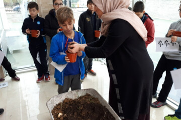 Lale Festivali | İstanbul Pendik İlkokulu ve Ortaokulu | Özel Oku...