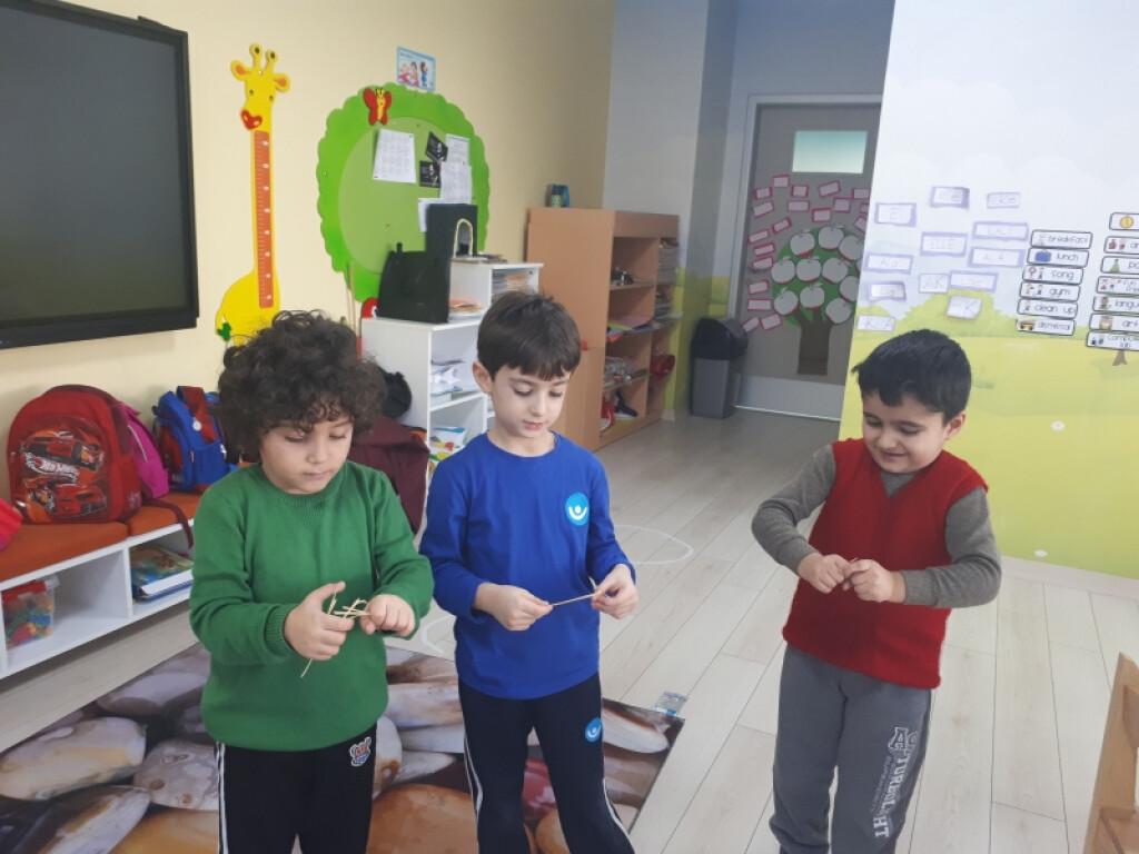 Arkadaşının Resmini Tamamla!   İstanbul Pendik İlkokulu ve Ortaok...