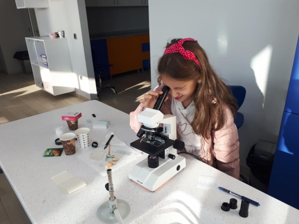 Mikroskopla Tanışıyorum   İstanbul Pendik İlkokulu ve Ortaokulu  ...