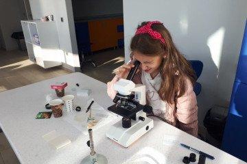 Mikroskopla Tanışıyorum | İstanbul Pendik İlkokulu ve Ortaokulu |...