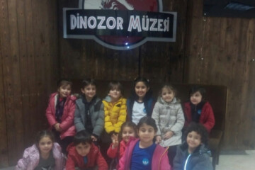 Türkan Saylan Kültür Merkezi Dinozor Müze Gezisi | İstanbul Pendi...