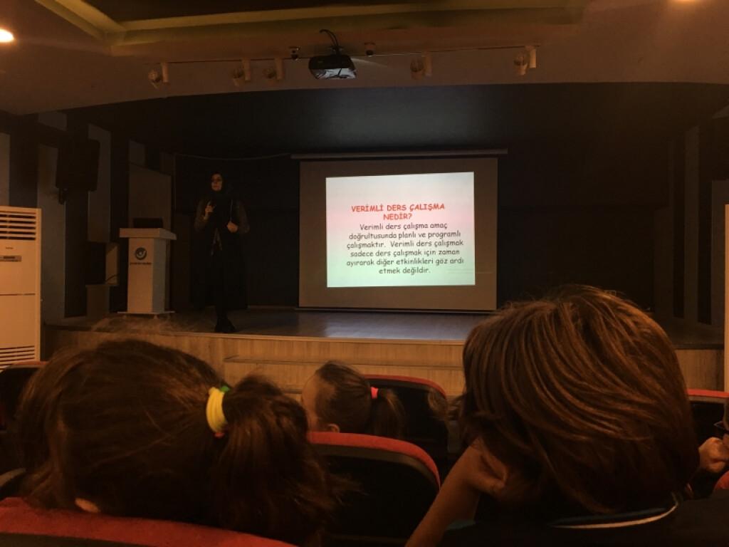 Sınav Kaygısı ve Baş Etme Yolları Semineri | İstanbul Pendik İlko...