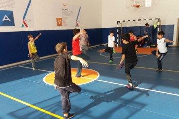 5. ve 6. Sınıf Futsal ( Salon Futbolu ) | İstanbul Pendik İlkokul...