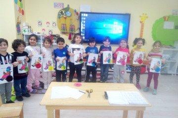 Çalışkan Arılar Sınıfı Engelliler Günü | İstanbul Pendik İlkokulu...