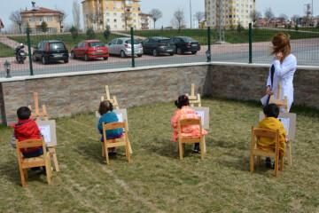İlk Baharın Gelişini Açık Hava Etkinlikleri İle Kutluyoruz.