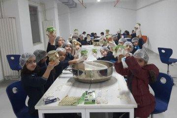 İyi Dersler Okullarının Minik Şefleri İş Başında | İstanbul Pendi...