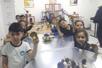 İyi Dersler Okullarının 'örümcek' Etkinliği | İstanbul Pendik İlk...