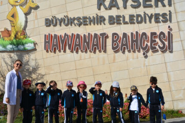 İyi Dersler Okulları Hayvanat Bahçesi Gezisi