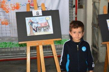 Resim Yarışması ( Yangından Korunma Haftası )