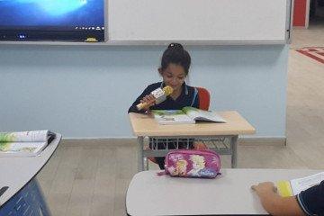 2 - A Sınıfı Öğrencilerinin Mikrofon Heyecanı