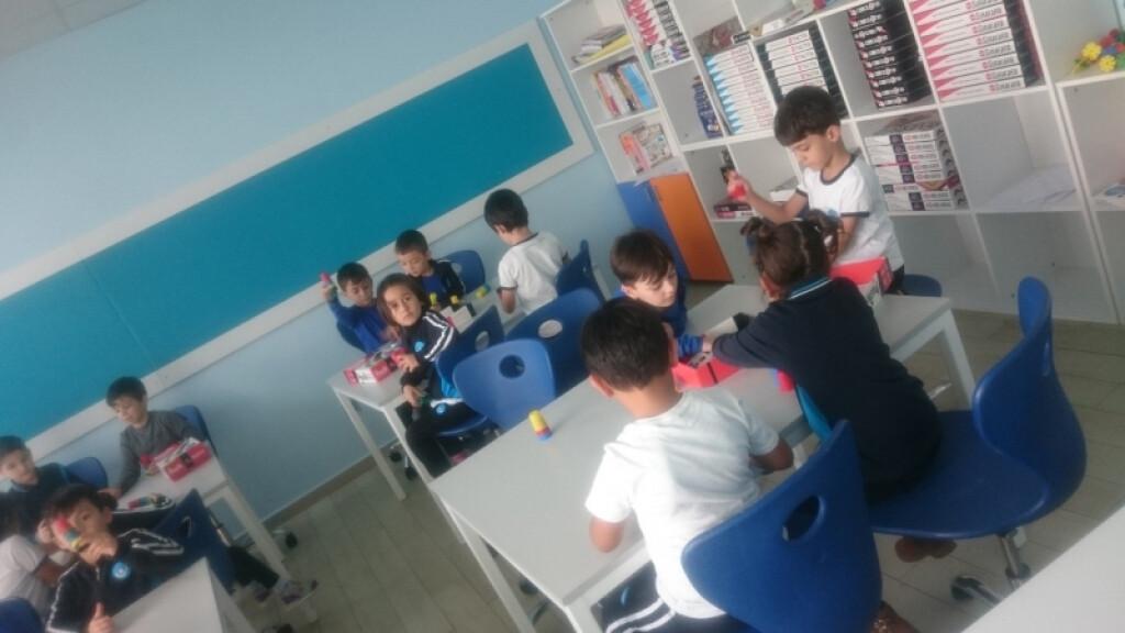 1 - A Sınıfı Akıl Oyunları | İstanbul Pendik İlkokulu ve Ortaokul...