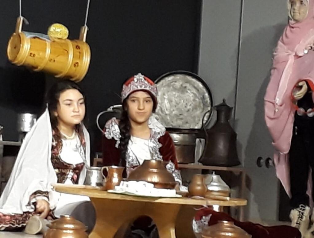 Türk Kültürünün Kaybolan İzleri... | İstanbul Pendik İlkokulu ve...