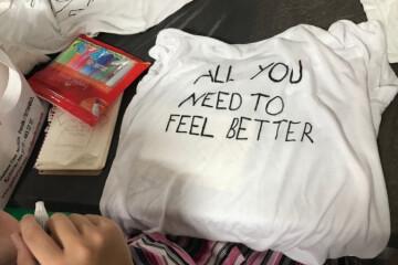 Let's Design Your T - Shirt