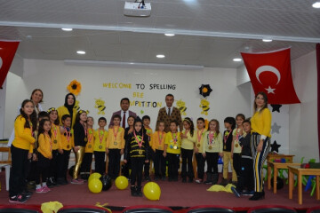 Welcome To Spelling Bee Competition | Kayseri Konaklar İlkokulu v...