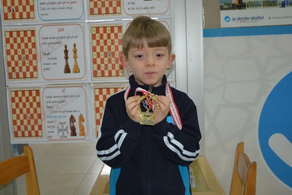 Kayseri Küçükler Satranç Turnuvası | Kayseri Konaklar İlkokulu ve...