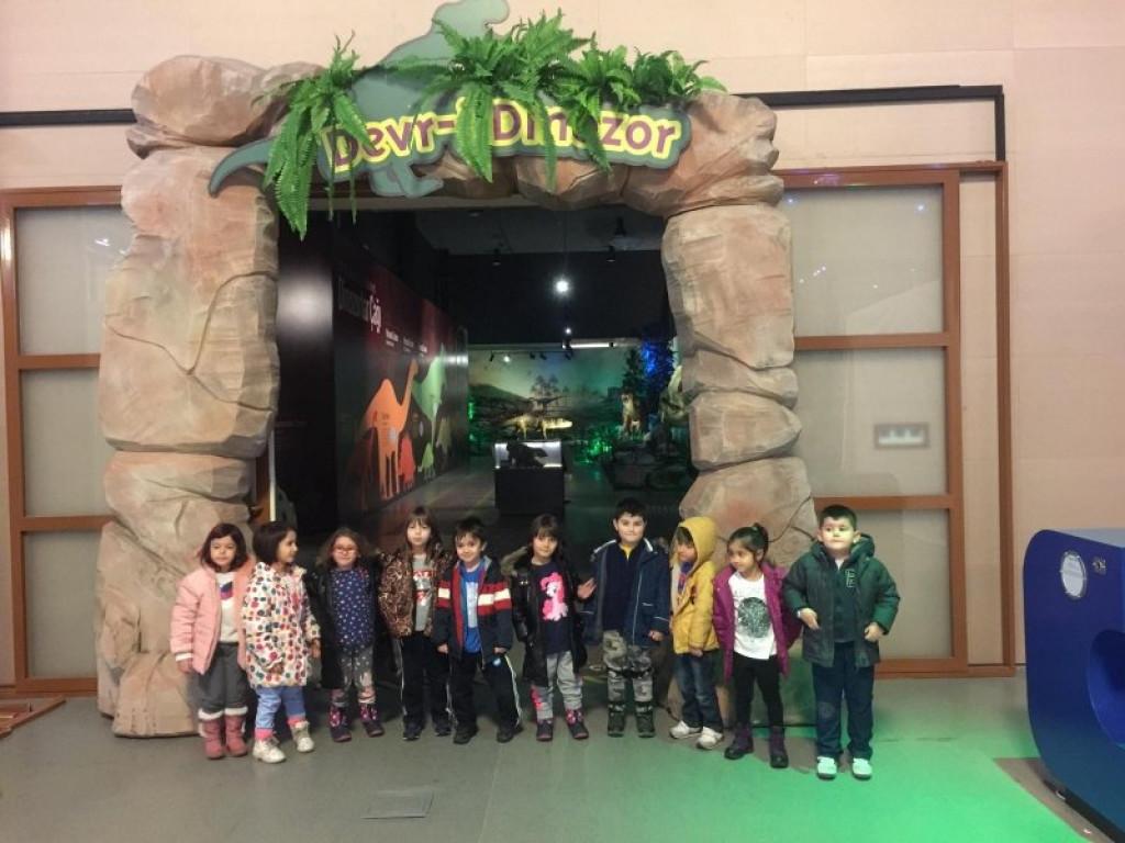 Bilim Merkezi Gezisi   Kayseri Konaklar İlkokulu ve Ortaokulu   Ö...