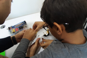Ardunio İle Mobil Kontrollü Araç Çalışması