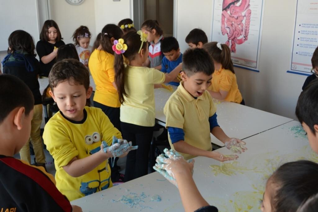 Mısır Nişastası Deneyi | Kayseri Konaklar İlkokulu ve Ortaokulu |...